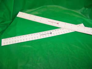 ruler set of 32 12 inch 30 cm 300 mm 75 off retail ebay. Black Bedroom Furniture Sets. Home Design Ideas
