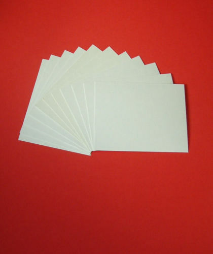 """MOUNT BACKING BOARD  14 x 11""""  PACK of 25"""