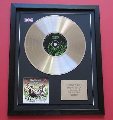 BIG BROVAZ Nu Flow CD / PLATINUM LP DISC Presentation