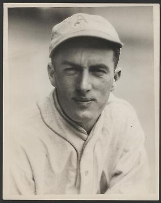 1929 Orig 1St Gen Press Photo   Jimmy Cronin  Athletics