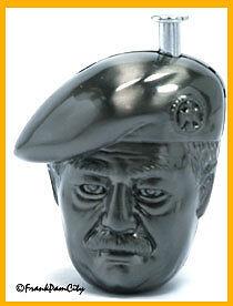 Hot-Saddam-Hussein-Lighter-Lighters-Gun-Metal-Clr