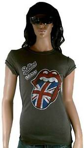 Rock Rolling Vintage Official Amplified S T Star shirt Stones Tunika Rare Uk T0wqE
