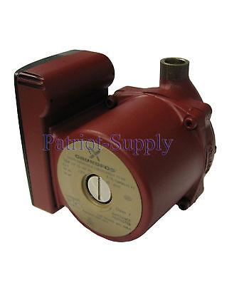 Grundfos 59896145 Circulator, Up 15-42 B5, Up15-42b5 115v Bronze Recirc Pump