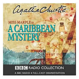 Caribbean Mystery Marple Agatha Christie cd audio book