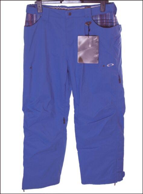 137c21c44bf9ff Women s Oakley Glacier Ski Snowboarding Pants Trousers Large   eBay