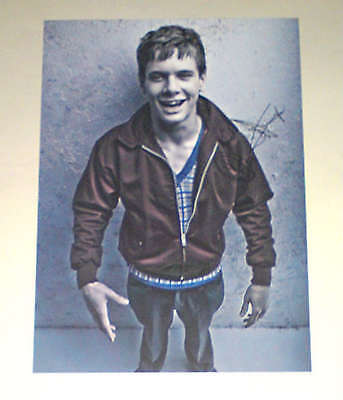 """SKINS : COOK PP SIGNED POSTER 12""""X8"""" JACK O'CONNELL NEW"""