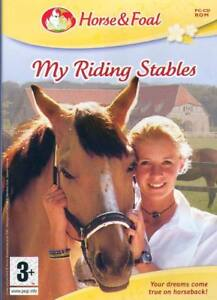 Horse & Foal - MY RIDING STABLES - PC NEW