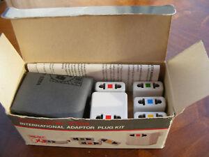 Remington XTRA International Adaptor Plug Kit