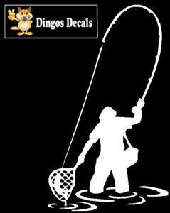 FISHERMEN-fly-fishing-vinyl-decal-window-sticker-trout