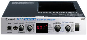 ROLAND-XV-2020-64-VOICE-EXPANDABLE-SOUND-MODULE-SYNTHESIZER-MODULE-POWER-SUPPLY