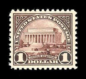 momen-US-Stamps-571-MNH-OG-PSE-Graded-VF-XF-85