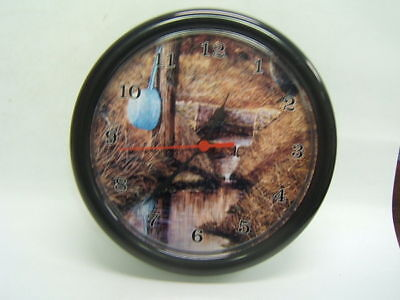 Uncle Henry's Spring Clock Plastic George Losch