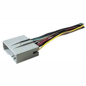 stereo car cd player wire wiring harness aftermarket for. Black Bedroom Furniture Sets. Home Design Ideas