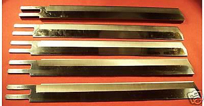6 Eastman Straight Edge Cutting Machine Knives 13