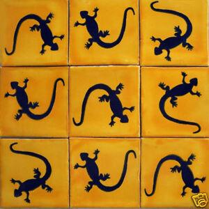 W152-9-Mexican-Talavera-Tiles-4x4-Hand-Made-Clay