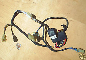 1984 1989 toyota truck 4runner ac heater wiring harness. Black Bedroom Furniture Sets. Home Design Ideas