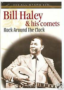 BILL HALEY & HIS COMETS ROCK AROUND THE CLOCK ALL STARS