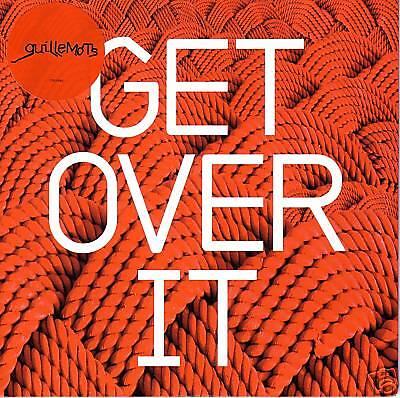 Guillemots Get Over It W/unrelease Trk Uk 7 Inch Vinyl