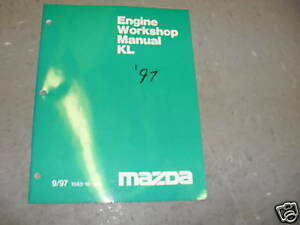 1997-Mazda-KS-Engine-Service-Repair-Shop-Manual-97