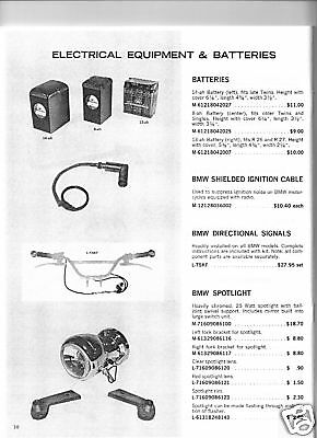 bmw motorcycle accessories catalog pdf