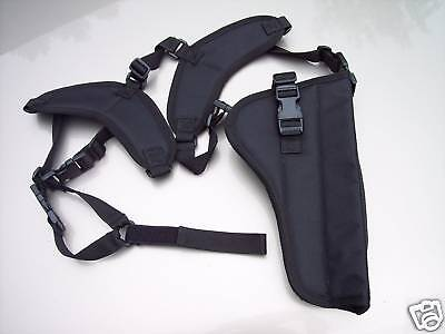 Xl Shoulder Holster S&w Model 500 8-3/8 W/ Scope Usa