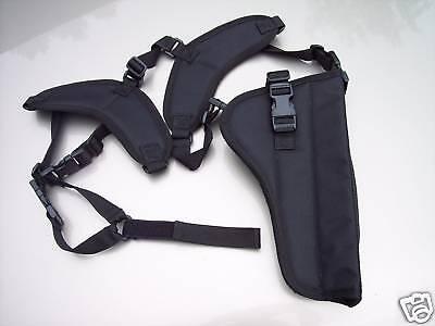 Shoulder Holster S&w Model 500 ... 8-3/8 W/ Scope Usa