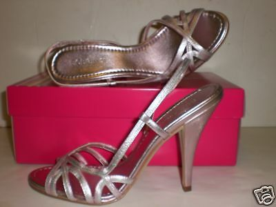 Bcbgirls Bg-guna Size 7 M Pumps Sandals In Box
