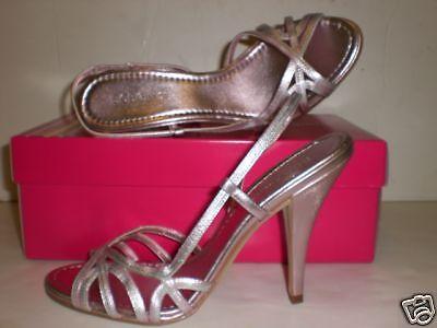 Bcbgirls Bg-guna Size 7 M Pumps Sandals In Box