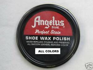 Angelus-Leather-Shoe-Boot-Perfect-Stain-Wax-Paste-Polish-ALL-COLORS-NEW