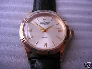 Poljot-Novet-Russian-windup-watch-Used