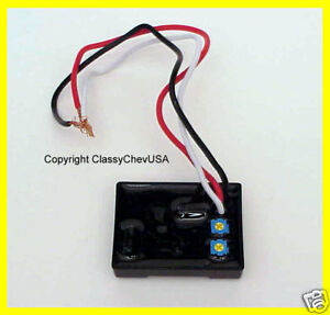 NEW-adjustable-Brake-Attention-Module-12-volt-Flasher-Electronic