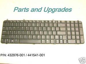 HP-Pavilion-17-034-DV9600-DV9700-DV9800-DV9900-Keyboard-US