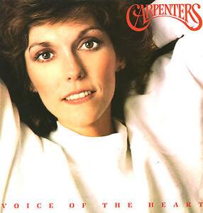 CARPENTERS-Voice-Of-The-Heart-1983-UK-VINYL-LP-RECORD-EXCELLENT-CONDITION
