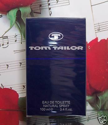 T Tom Tailor Edt Spray 3.4 Fl. Oz.