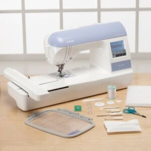 New Brother PE 770 PE770 Embroidery Machine W USB