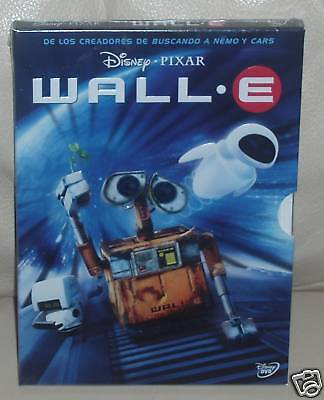 Dvd - Wall-e - Disney Pixar - 6 Nominations Oscars - New - Discontinued