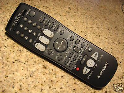 Mitsubishi Lcd Tv Remote. Original