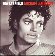 MICHAEL JACKSON (2 CD) THE ESSENTIAL ~ BILLIE JEAN~THRILLER +++ *NEW*