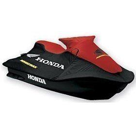 Honda Aquatrax F12 / F12x ( 3-seat ) Pwc Oe Cover Red And Black