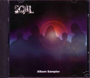 SOIL-Rare-5-TRACK-SAMPLER-PROMO-CD-DJ-RADIO-ONLY-2001