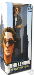 JOHN-LENNON-The-Beatles-18-034-Action-Figure-with-Sound-NECA-NEW
