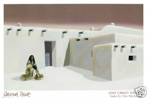 Silent-Reflection-by-Deborah-Hiatt-Southwestern-Art-Print