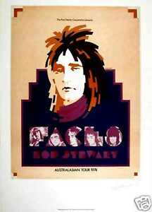 ROD-STEWART-FACES-74-Ltd-Ed-Aussie-Tour-POSTER