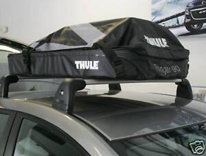 neu thule transportbox faltbar ranger 90 ebay. Black Bedroom Furniture Sets. Home Design Ideas