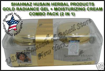 Shahnaz Husain Shahnaz Natures Gold Moisturizing Cream & ...