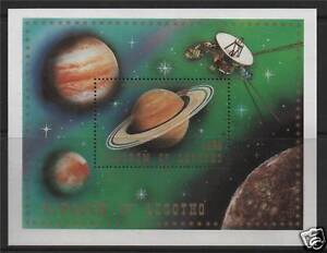Lesotho-1981-Space-Exploration-MS-SG-436-MNH