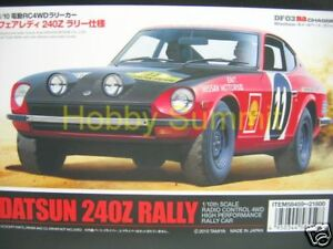 Tamiya-1-10-R-C-DATSUN-240Z-RALLY-4WD-DF-03Ra-Off-Raod-Car-Kit-58459