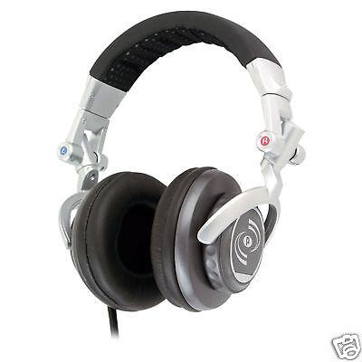Professional High Quality DJ Studio Monitor Stereo Headphones HD Sound Quality