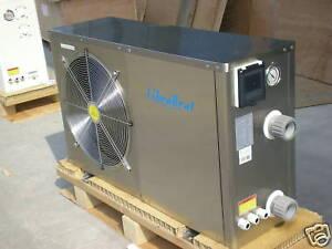 Swimming Pool Heater Cooler Electric Heat Pump 55 K Btu Ebay