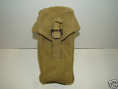 Israeli Mag Pouch, Dated 1974